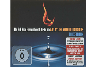The Silk Road Ensemble, Yo-Yo Ma - A Playlist Without Borders (Deluxe Edition) [CD + DVD]