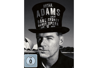 Bryan Adams - LIVE AT SYDNEY OPERA HOUSE [DVD + CD]