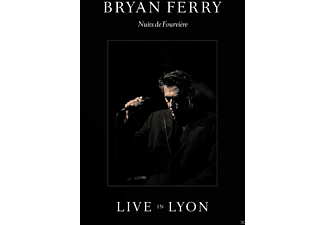 Bryan Ferry - Live In Lyon - Nuits De Fourviere - (DVD + CD)