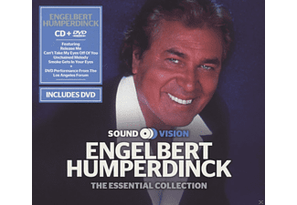 Engelbert Humperdinck - Essential Collection - (CD + DVD Video)