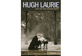 Hugh Laurie - Live On The Queen Mary (DVD)