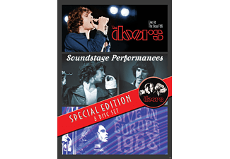 The Doors - Live At The Bowl '68-  Soundstage Performances [DVD]