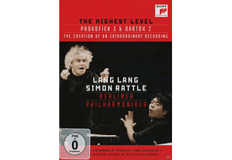 Berliner Philharmoniker, Lang Lang - At The Highest Level-Documentary On The Recording - (DVD)