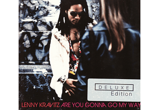 Lenny Kravitz - Are You Gonna Go My Way (Deluxe Edition) [CD]
