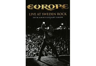 Europe - Live At Sweden Rock-30th Anniversary Show - (DVD)