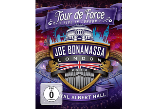 Joe Bonamassa - TOUR DE FORCE - ROYAL ALBERT HALL - (DVD)