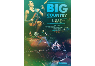 Big Country - Live At The Town And Country Club [DVD]