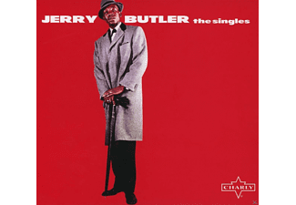 Jerry Butler - The Singles - (CD)