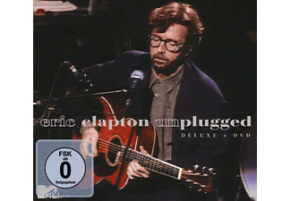 Eric Clapton - Unplugged - (CD + DVD Video)