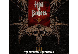 Hail Of Bullets - Iii The Rommel Chronicles - (CD + DVD)