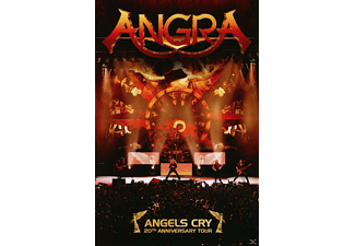 Angra - Angels Cry - 20th Anniversary Tour - (DVD)