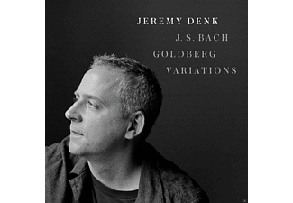 Jeremy Denk - J. S. Bach Goldberg Variations - (CD + DVD)