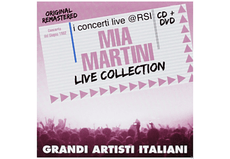 Mia Martini - Live Collection - (CD + DVD)