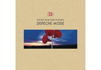 Depeche Mode - MUSIC FOR THE MASSES - (CD + DVD Video)