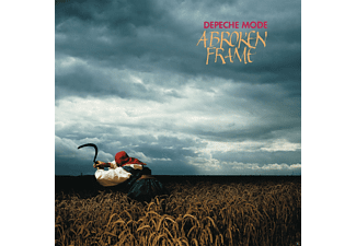 Depeche Mode - A Broken Frame - (CD + DVD)