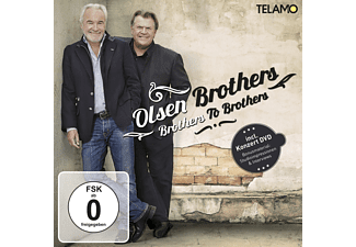 Olsen Brothers - Brothers To Brothers - (CD + DVD)