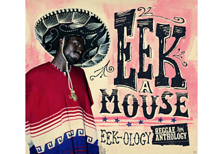 Eek-A-Mouse - Eek-Ology: Reggae Anthology - (CD + DVD Video)