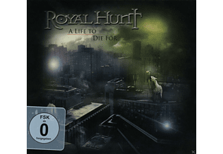 Royal Hunt - A Life To Die For - (CD + DVD Video)