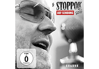 STOPPOK - Auf Sendung (Solo) - (CD + DVD Video)
