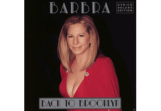 Barbra Streisand - Back To Brooklyn [DVD + CD]