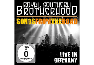 Royal Southern Brotherhood - Songs From The Road - Live In Germany - (CD + DVD)