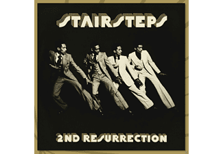 Stairsteps - 2nd Resurrection - (CD)
