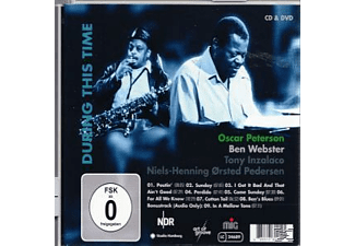 Ben Webster, Oscar Peterson - During This Time - (CD + DVD)