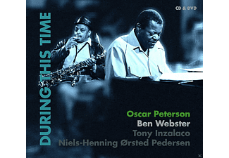 Ben Webster, Oscar Peterson - During This Time [CD + DVD]