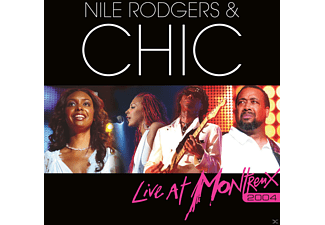 Chic, Nile Rodgers - Live At Montreux 2004 [CD + DVD]