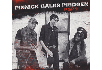 Pinnick Gales Pridgen - Pgp2 [CD]