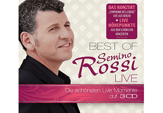 Semino Rossi - Best Of - Live - (CD)