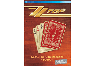 ZZ Top - Live In Germany 1980 [DVD]