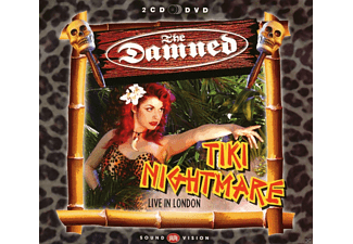 The Damned - Tiki Nightmare-Live 2002 - (CD + DVD)