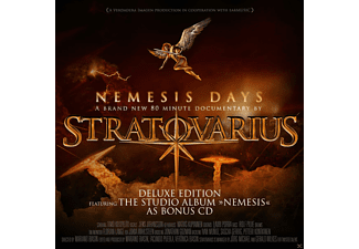 Stratovarius - Nemesis (Reissue) - (CD + DVD)