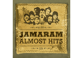 Jamaram - Almost Hits - (CD + DVD Video)