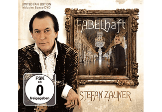 Stefan Zauner - Fabelhaft (Limited Fan Edition) - (DVD + CD)