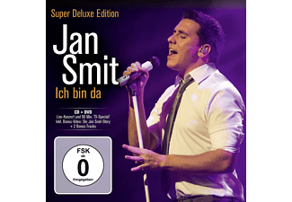 Jan Smit - Ich Bin Da (Super Deluxe Edition) - (CD)