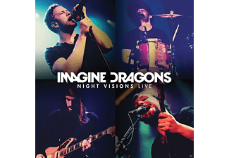 Imagine Dragons - Night Visions Live - (CD + DVD)
