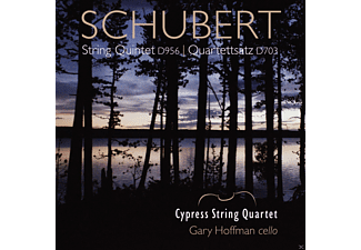 Gary Hoffman, Cypress String Quartet - String Quintet / Quartettsatz - (CD)