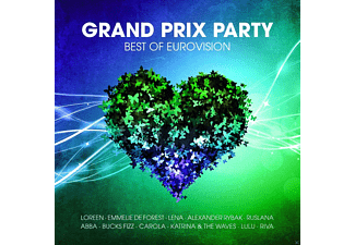 VARIOUS - Grand Prix Party-Best Of Eurovision [CD]