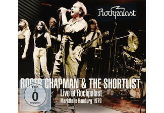 Roger Chapman, The Shortlist - Live At Rockpalast (Markhalle Hamburg, 1979) - (DVD)