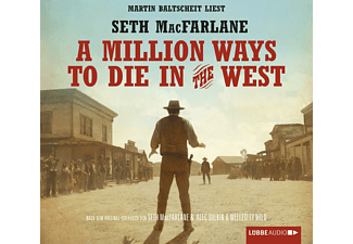 A Million Ways to Die in the West - (CD)