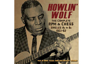 Howlin' Wolf - The Complete RPM & CHESS Singles As & Bs 1951-62 - (CD)