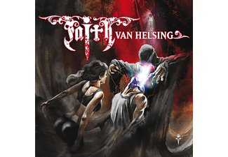 Faith-The Van Helsing Chronicl - Faith - The Van Helsing Chronicles 44: Graues Grauen - (CD)