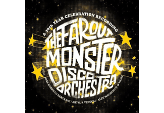 Far Out Monster Disco Orchestra - The Far Out Monster Disco Orchestra - (CD)