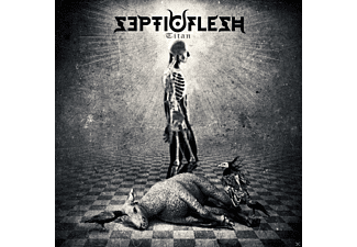 Septic Flesh - Titan - (CD)