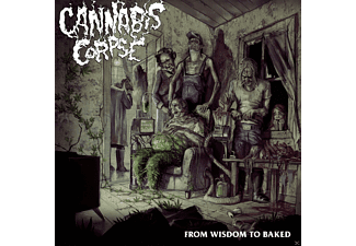 Cannabis Corpse - From Wisdom To Baked - (CD)
