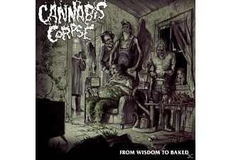 Cannabis Corpse - From Wisdom To Baked (Black Vinyl) - (Vinyl)