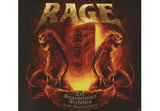 Rage - The Soundchaser Archives - (CD + DVD)