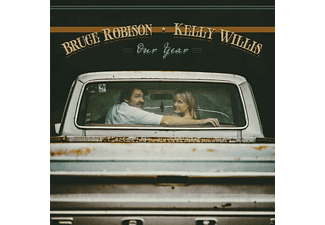 Kelly Willis And Bruce Robison - Our Year - (CD)